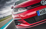 Volkswagen Golf GTI Performance headlight