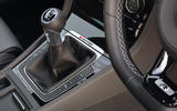 Volkswagen Golf R manual gearbox