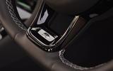 Volkswagen Golf R badging