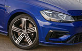 Volkswagen Golf R alloy wheels