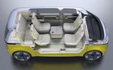 Volkswagen ID Buzz concept unveiled in Detroit
