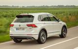 Volkswagen Tiguan rear
