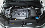 2.0-litre BiTDI Volkswagen Tiguan engine