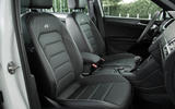 Volkswagen Tiguan R-line leather seats
