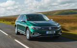 Autocar VW Passat Alltrack 2019 front tracking