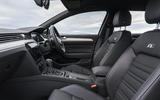 Autocar VW Passat Alltrack 2019 interior