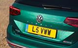 Autocar VW Passat Alltrack 2019 rear badge