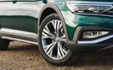Autocar VW Passat Alltrack 2019 wheels