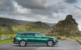 Autocar VW Passat Alltrack 2019 static
