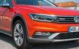17in Volkswagen Passat Alltrack alloys