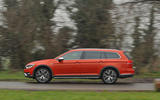 Volkswagen Passat Alltrack 2.0 TDI 4Motion side view