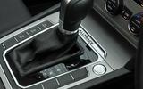 Volkswagen Passat Alltrack 2.0 TDI 4Motion gearstick
