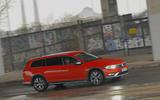 Volkswagen Passat Alltrack 2.0 TDI 4Motion side view