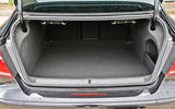 Volkswagen CC Black Edition boot space