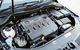 2.0-litre TDI Volkswagen CC Black Edition engine