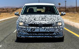 Volkswagen Polo prototype front end