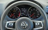 Volkswagen Polo R-Line instrument cluster