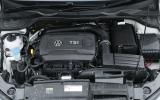 2.0-litre Volkswagen Scirocco petrol engine