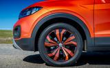 Volkswagen T-Cross front wheel