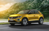 Volkswagen T-Roc revealed - full details of new Mercedes GLA rival