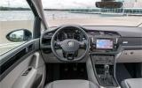 Volkswagen Touran dashboard