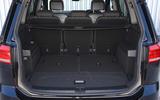 Volkswagen Touran boot space