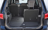 Volkswagen Touran seating flexibility