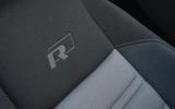 Volkswagen Touran R-Line stitching