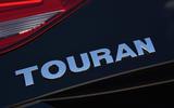 Volkswagen Touran badging