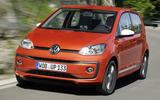 115mph Volkswagen Up 1.0 TSI