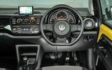 Volkswagen Look Up dashboard