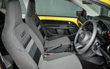 Volkswagen Look Up interior