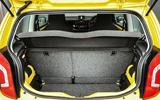2016 Volkswagen Look Up boot space