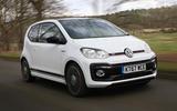 Top 10 city cars 2020 - Volkswagen Up