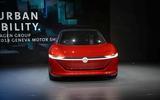 Volkswagen ID Vizzion concept