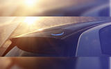 Volkswagen EV teased ahead of Paris motor show