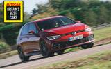 Britain's Best Car Awards 2020 - Volkswagen Golf GTI