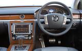 Volkswagen Phaeton dashboard