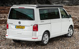 Volkswagen California Ocean rear
