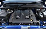3.0-litre V6 Volkswagen Amarok diesel engine