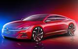 Updated Volkswagen Arteon sketch