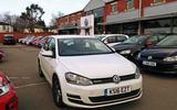 Volkswagen Golf long-term test