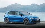 2020 Volkswagen Golf R Plus render