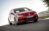 Volkswagen Golf GTI TCR 2019 official reveal - front