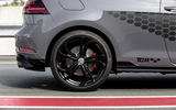 Volkswagen Golf GTI TCR 2019 official reveal - graphics