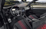 Volkswagen Golf GTI TCR 2019 official reveal - interior