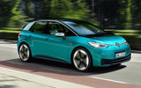 Volkswagen ID 3 official reveal - tracking front