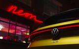 VW ID 4 1st Edition UK rear badge