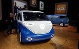 VW ID Buzz Cargo LA debut