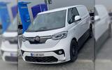 VW ID Buzz spy images   lead